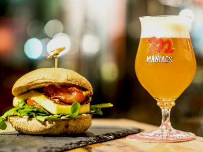 Bar da Fábrica da Maniacs Brewing Co. é novidade no Cabral