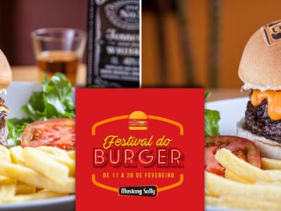 Mustang Sally realiza Festival do Burger