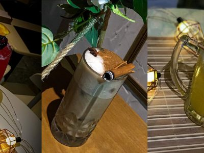 Aprenda 3 receitas de drinks do Odyn Gastrobar