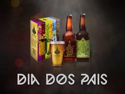 OL Beer lança kits para presentear o seu guerreiro no Dia dos Pais
