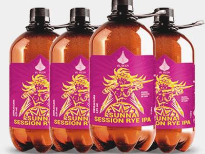 Um brinde à vida! Cervejaria OL Beer lança tag alusiva ao Outubro Rosa